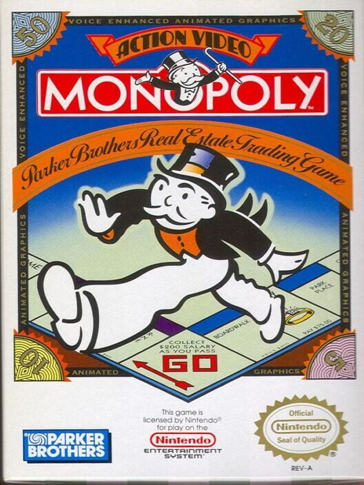Monopoly Display Picture
