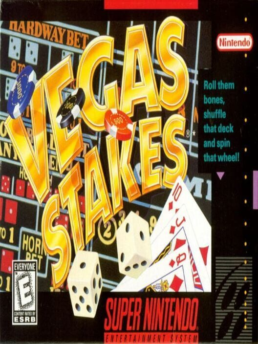 Vegas Stakes Display Picture