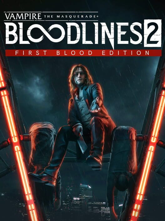 Vampire: The Masquerade - Bloodlines 2 First Blood Edition Display Picture