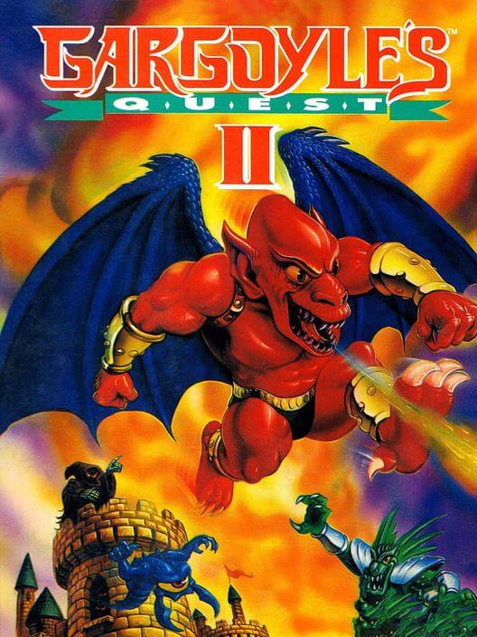 Gargoyle's Quest II: The Demon Darkness image