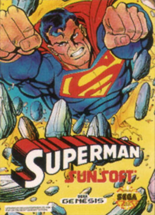 Superman Display Picture