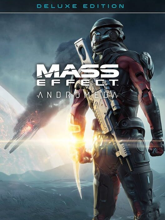Mass Effect: Andromeda - Deluxe Edition image