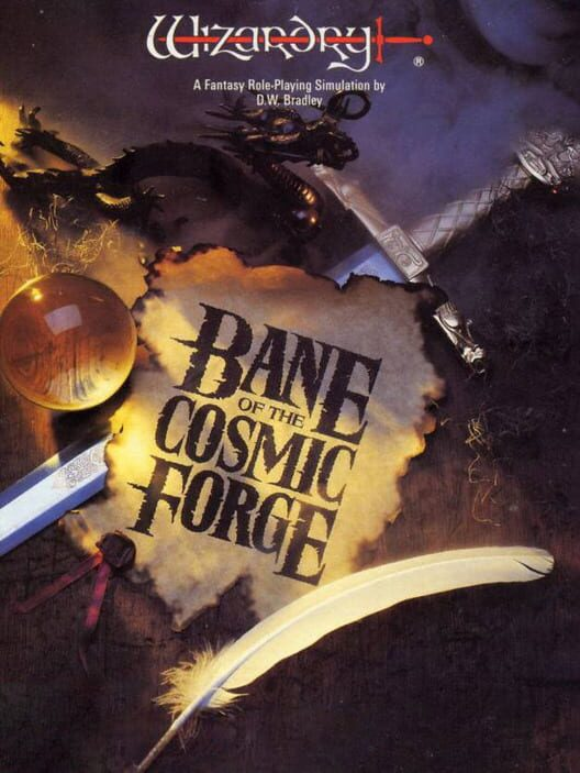 Wizardry: Bane of the Cosmic Forge Display Picture