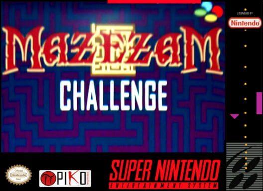MazezaM Challenge Display Picture