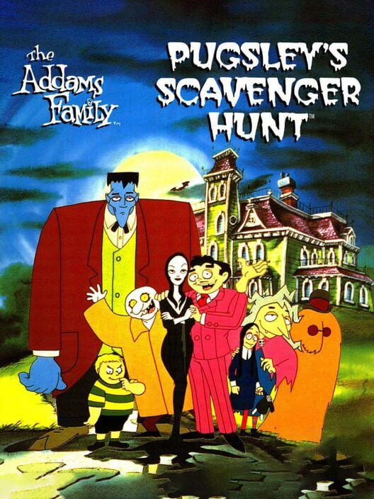 The Addams Family: Pugsley's Scavenger Hunt image