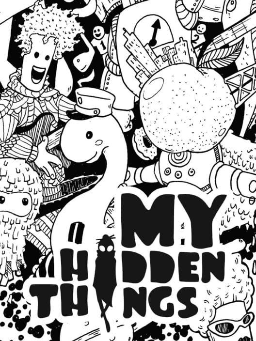 My hidden things image