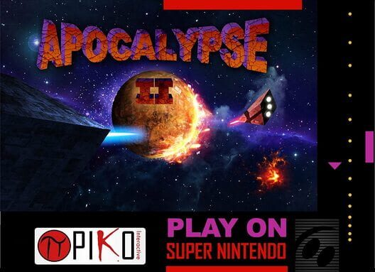 Apocalypse II Display Picture