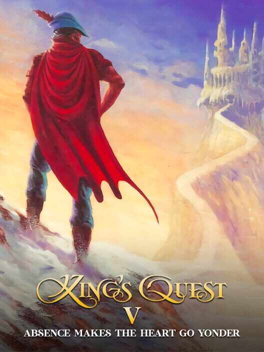 King's Quest V: Absence Makes the Heart Go Yonder! image
