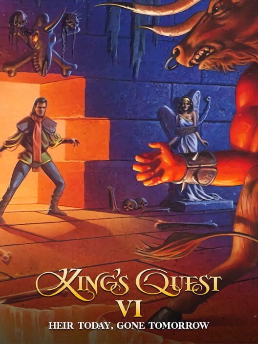 King's Quest VI: Heir Today, Gone Tomorrow image