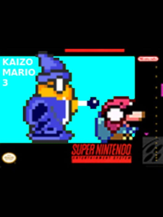Kaizo Mario World 3