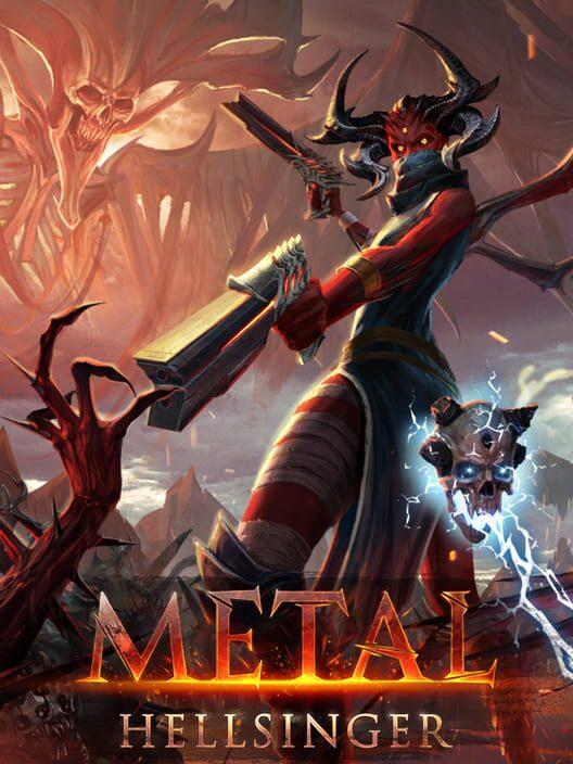 Metal: Hellsinger Display Picture