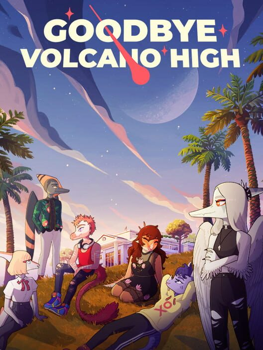 Goodbye Volcano High Display Picture