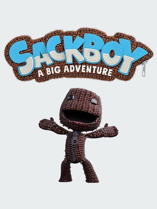 Sackboy: A Big Adventure Display Picture
