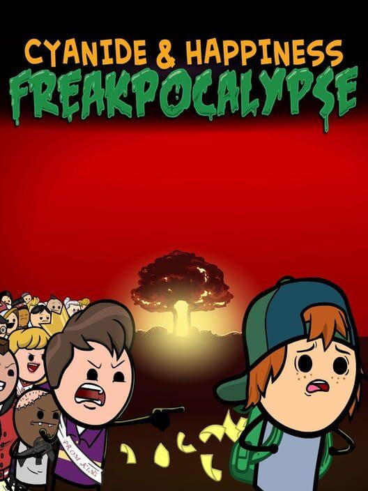 Cyanide & Happiness: Freakpocalypse image