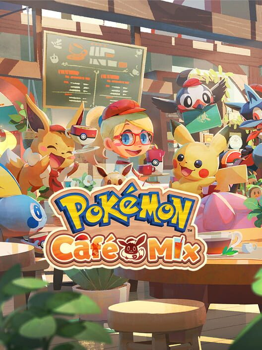 Pokémon Café Mix image