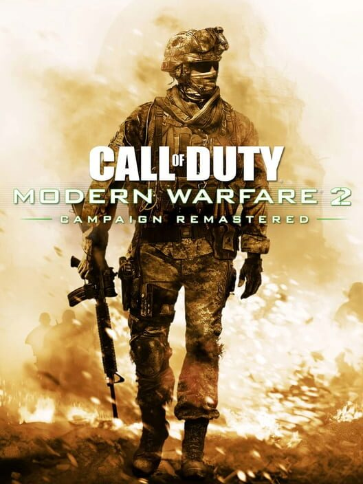 Call of Duty: Modern Warfare 2 Campaign Remastered image