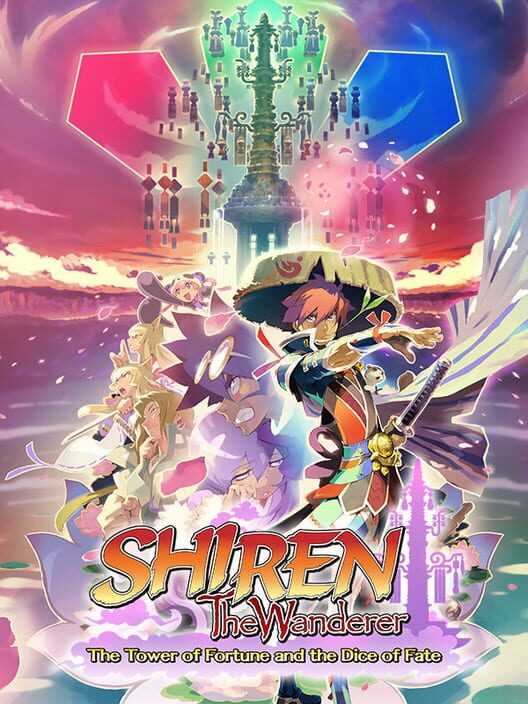 Shiren the Wanderer: The Tower of Fortune and the Dice of Fate Display Picture