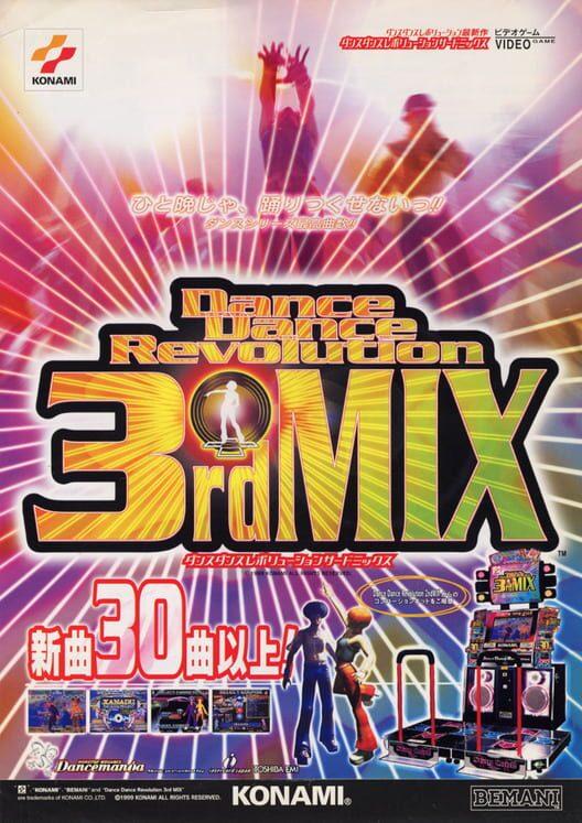 Dance Dance Revolution 3rdMix image