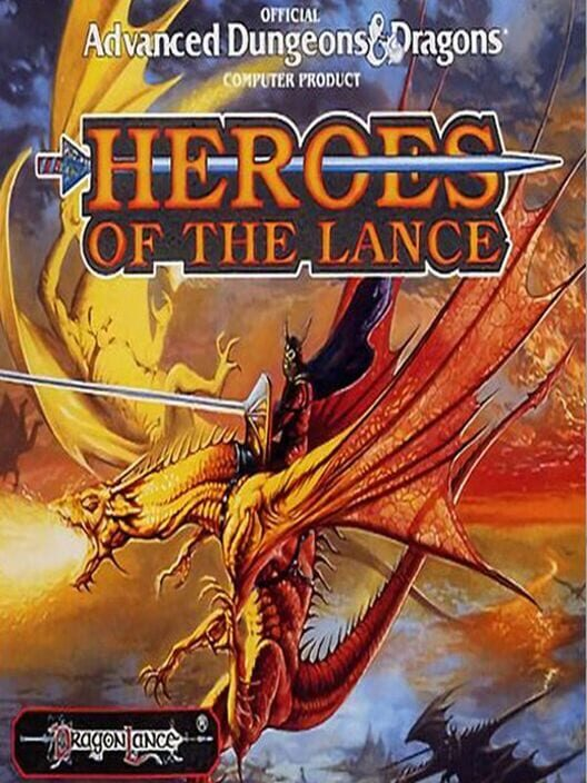 Advanced Dungeons & Dragons: Heroes of the Lance Display Picture