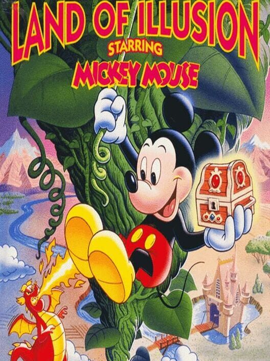 Land of Illusion Starring Mickey Mouse image