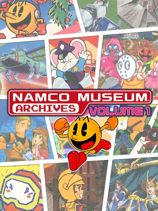 Namco Museum Archives Volume 1 image