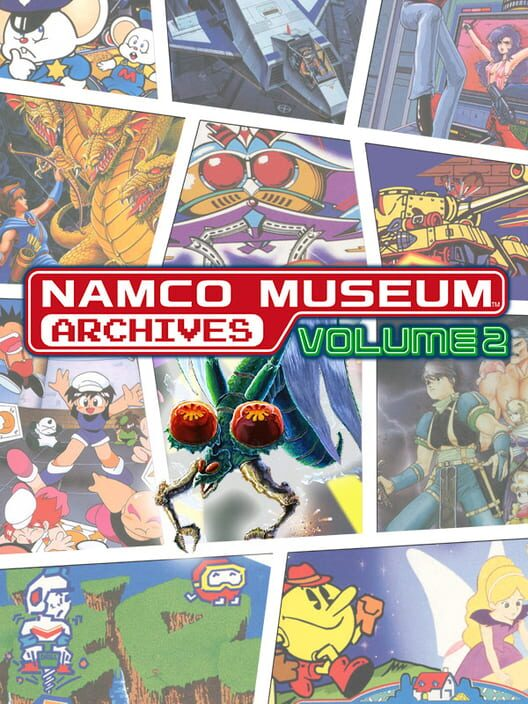 Namco Museum Archives Volume 2 Display Picture