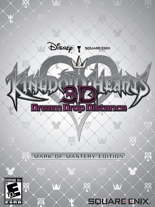 Kingdom Hearts 3D Dream Drop Distance Mark Of Mastery Edition image