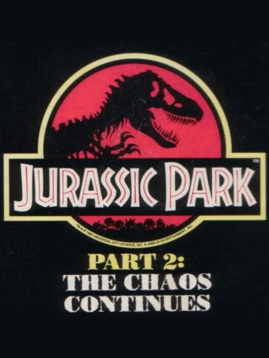 Jurassic Park 2: The Chaos Continues image