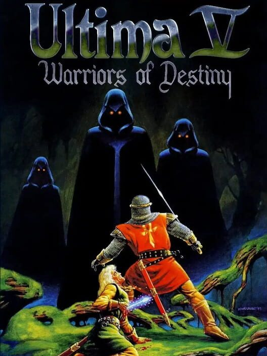 Ultima V: Warriors of Destiny image