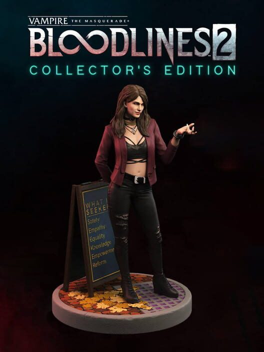 Vampire: The Masquerade - Bloodlines 2 Collector's Edition image