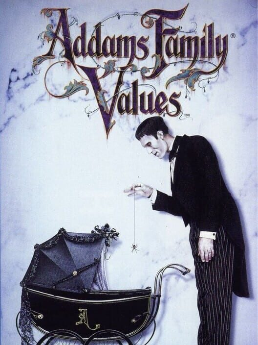 Addams Family Values Display Picture