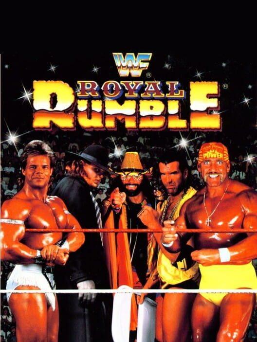 WWF Royal Rumble image