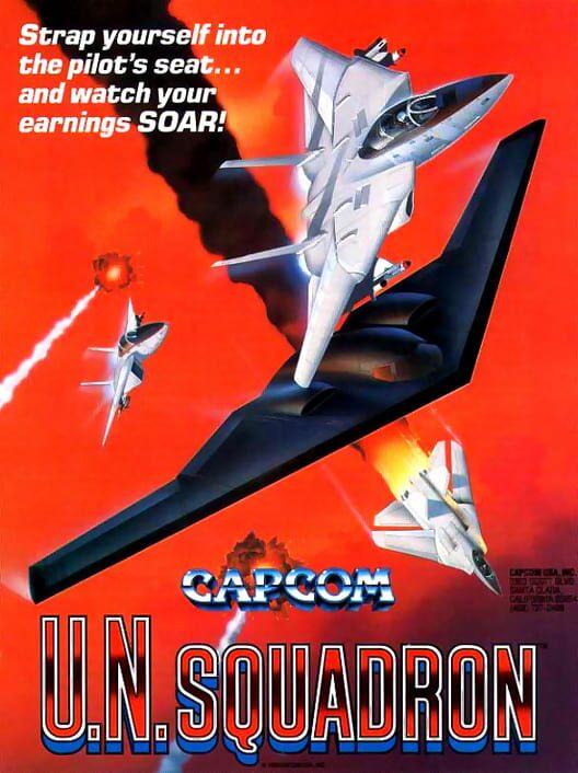 U.N. Squadron image