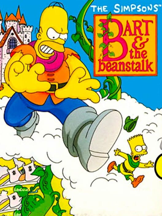 The Simpsons: Bart & the Beanstalk image