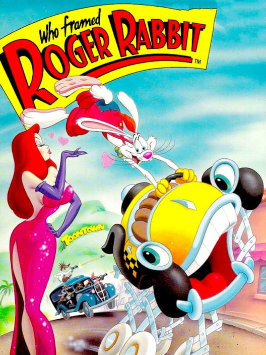 Who Framed Roger Rabbit image