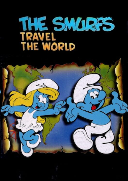 The Smurfs Travel the World image
