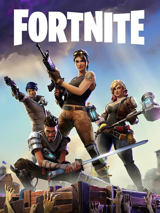 Fortnite Display Picture
