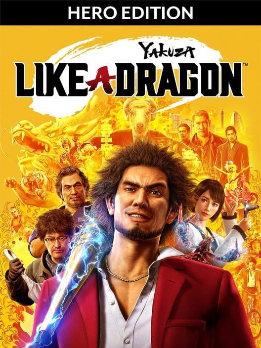 Yakuza: Like a Dragon - Hero Edition image