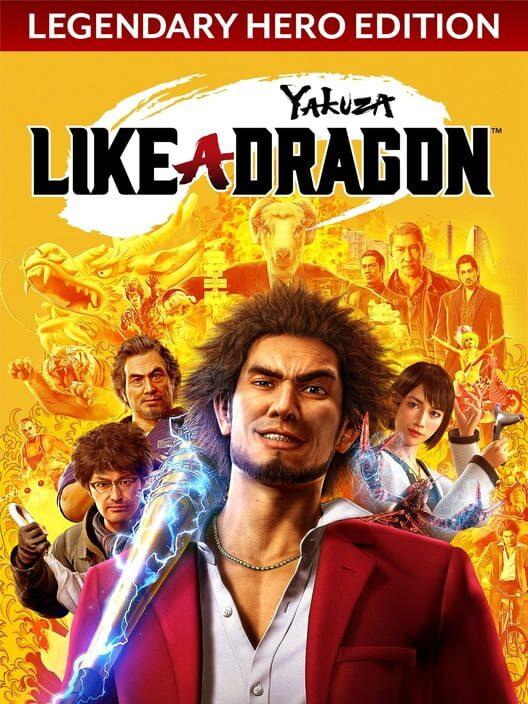 Yakuza: Like a Dragon - Legendary Hero Edition image