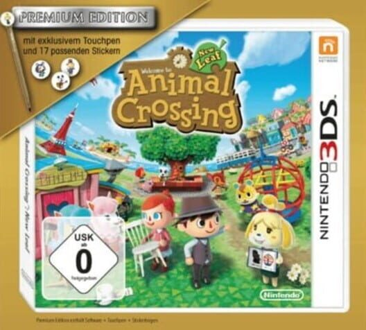 Animal Crossing: New Leaf - Premium Edition image