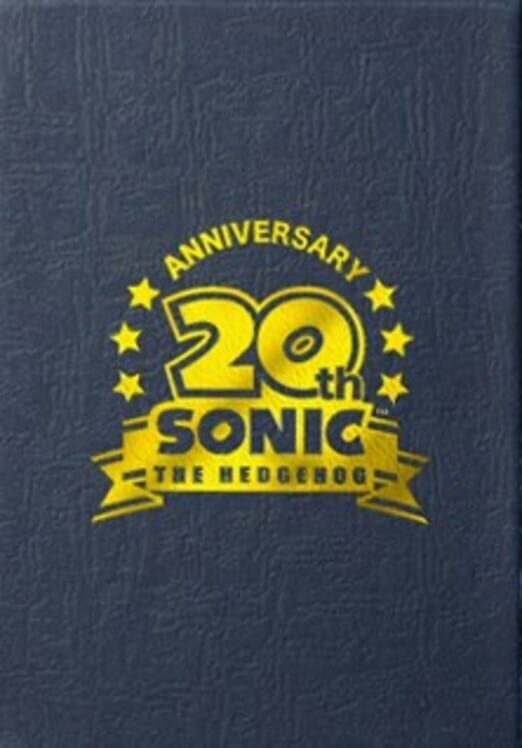 Sonic Generations: White Time and Space 20th Anniversary Set Display Picture
