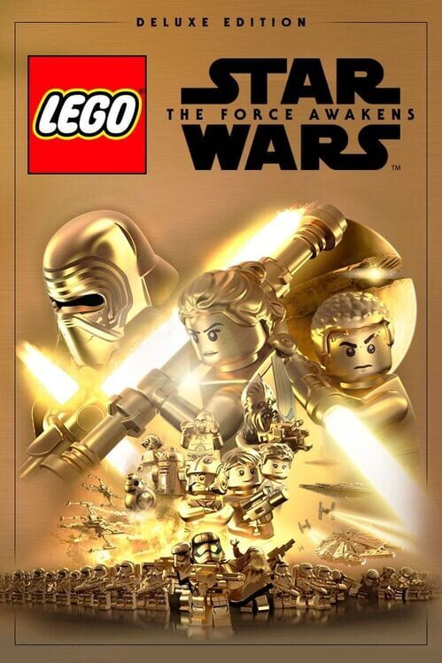 LEGO Star Wars: The Force Awakens - Deluxe Edition image