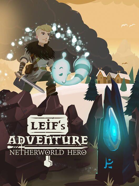 Leif's Adventure: Netherworld Hero image