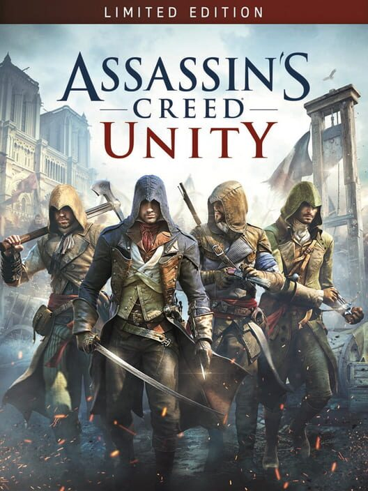 Assassin's Creed: Unity - Limited Edition image