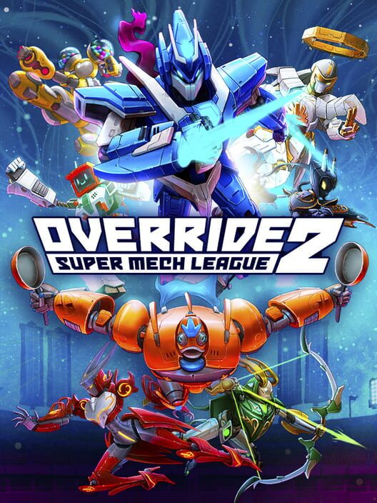 Override 2: Super Mech League Display Picture