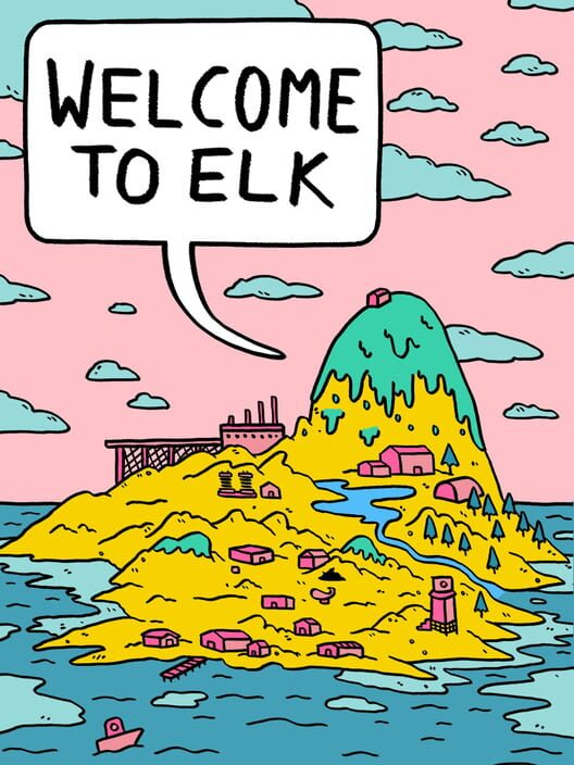 Welcome to Elk: The First Stories image