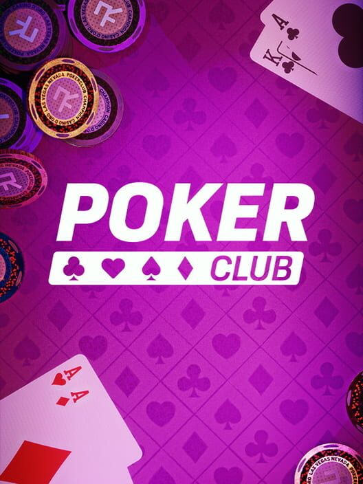 Poker Club Display Picture