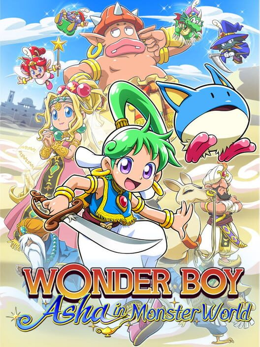 Wonder Boy: Asha in Monster World image