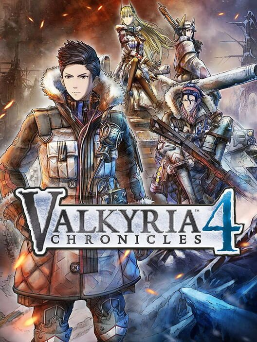 Valkyria Chronicles 4: Launch Edition image
