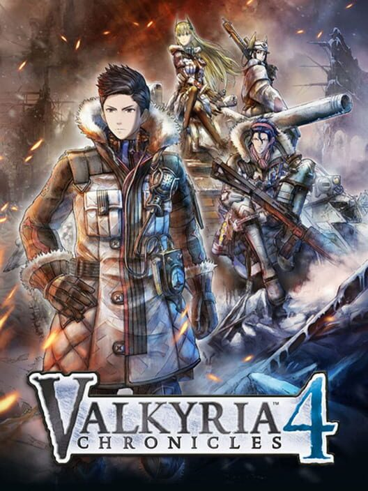 Valkyria Chronicles 4: Memoirs From Battle Edition Display Picture